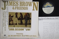 James Brown & Friends Soul Session Live