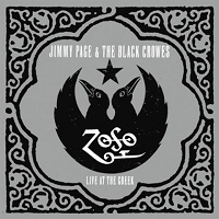 Jimmy Page and the Black Crowes - Live at the Greek: 20th Anniversary