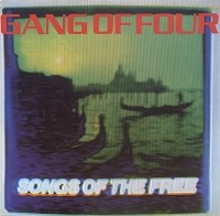 Gang of Four - Songs of The Fire