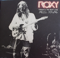 Neil Young – (Roxy) Tonight's The Night Live
