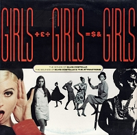 Elvis Costello ?– Girls +£÷ Girls =$& Girls (The Songs Of Elvis Costello / The Sounds Of Elvis Costello & The Attractions)