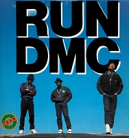 Run D.M.C. - Tougher Than Leather (translucent blue)