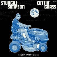 Sturgill Simpson - Cuttin' Grass - Vol. 2 Cowboy Arms Sessions