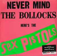 Sex Pistols - Nevermind The Bollocks Here's The Sex Pistols