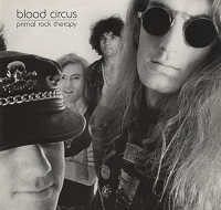 Blood Circus – Primal Rock Therapy