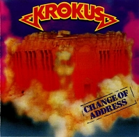 Krokus – Change Of Address