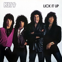 KISS – Lick It Up