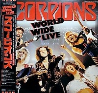 Scorpions – World Wide Live